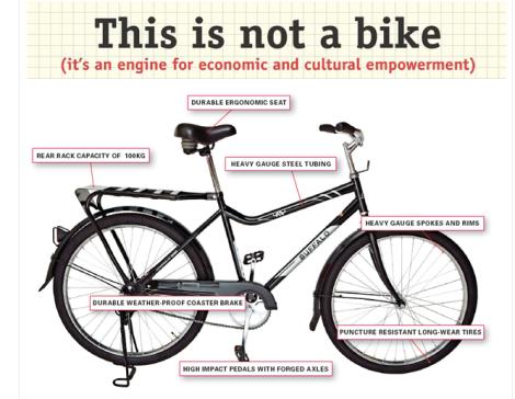 Buffalo Bike
