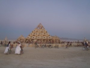 The temple before it burned (on wedding dress Saturday)