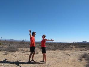 The desert is full of awesomeness!