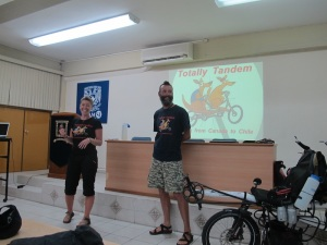 All things TotallyTandem at Tepic University. Todo es posible!