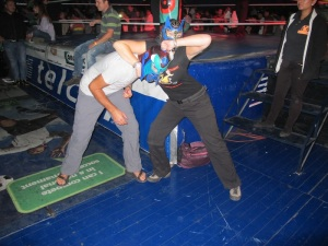 Totally Lucha libre