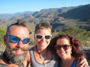 Meeting Aussie Ella in Oaxaca and taking a day trip to Agua de Hierve