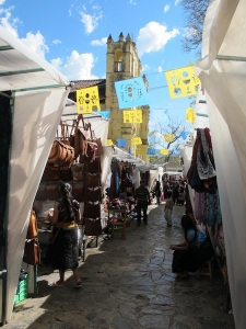 San Cristobal market. What a wonderful place!
