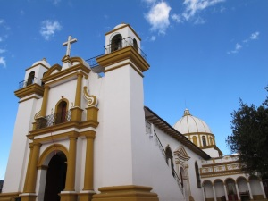 Santo Domingo church, San Cristobal