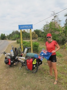 No kidding, there is a place called Central Australia in Cuba. No wonder people were surprised by our shizle Spanish!