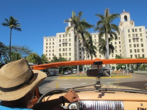 Hotel Nacional de Cuba. Apparently a hang out for the Mafia back in the day