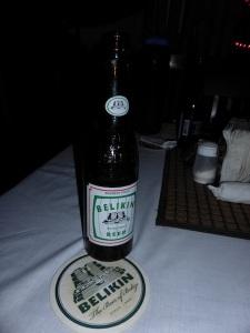 Belizean beer