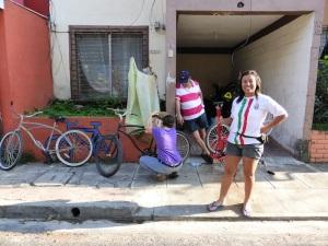 The amazing Vera in Santa Tecla El Salvador.