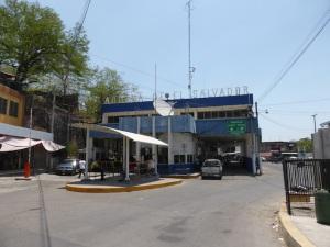 Good bye El Salvador!