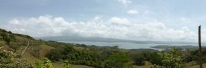 View of Lake Arenal