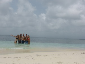 A morning snorkelling to 3 different islands.