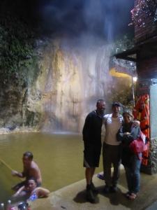Thermal baths in Santa Rosa