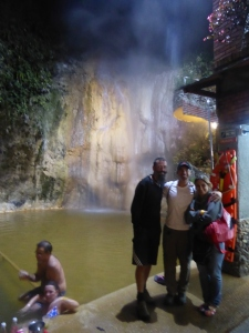 Thermal baths in Santa Rosa