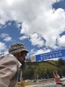 Hola Ecuador!