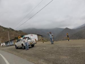 The Peruvian paparazzi