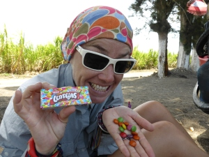Peru's answer to smarties. They make me so happy!