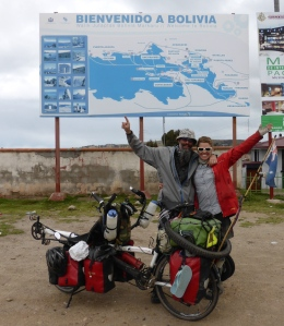 Bolivia! Country #15!