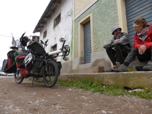 Bremma roadside after Cusco