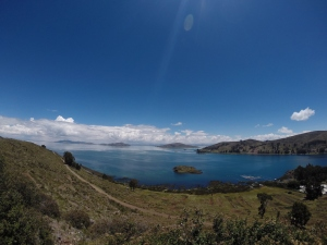 Titicaca - the Bolivian side