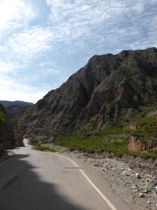 road to Juanta