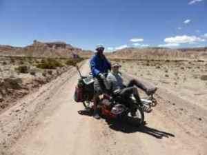 Bremma Bolivia Atacama canyon