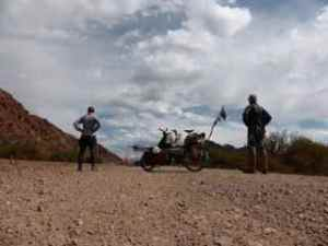 Bremma - Bolivia Atacama Canyona red rocks