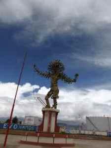 Oruru sculpture