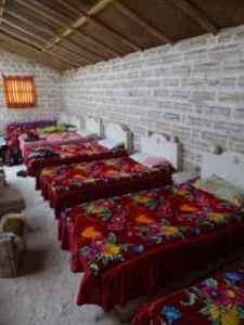 Salt Hotel - Beds