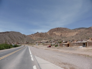 enroute to Jujuy