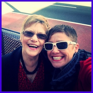 Me & my mumma