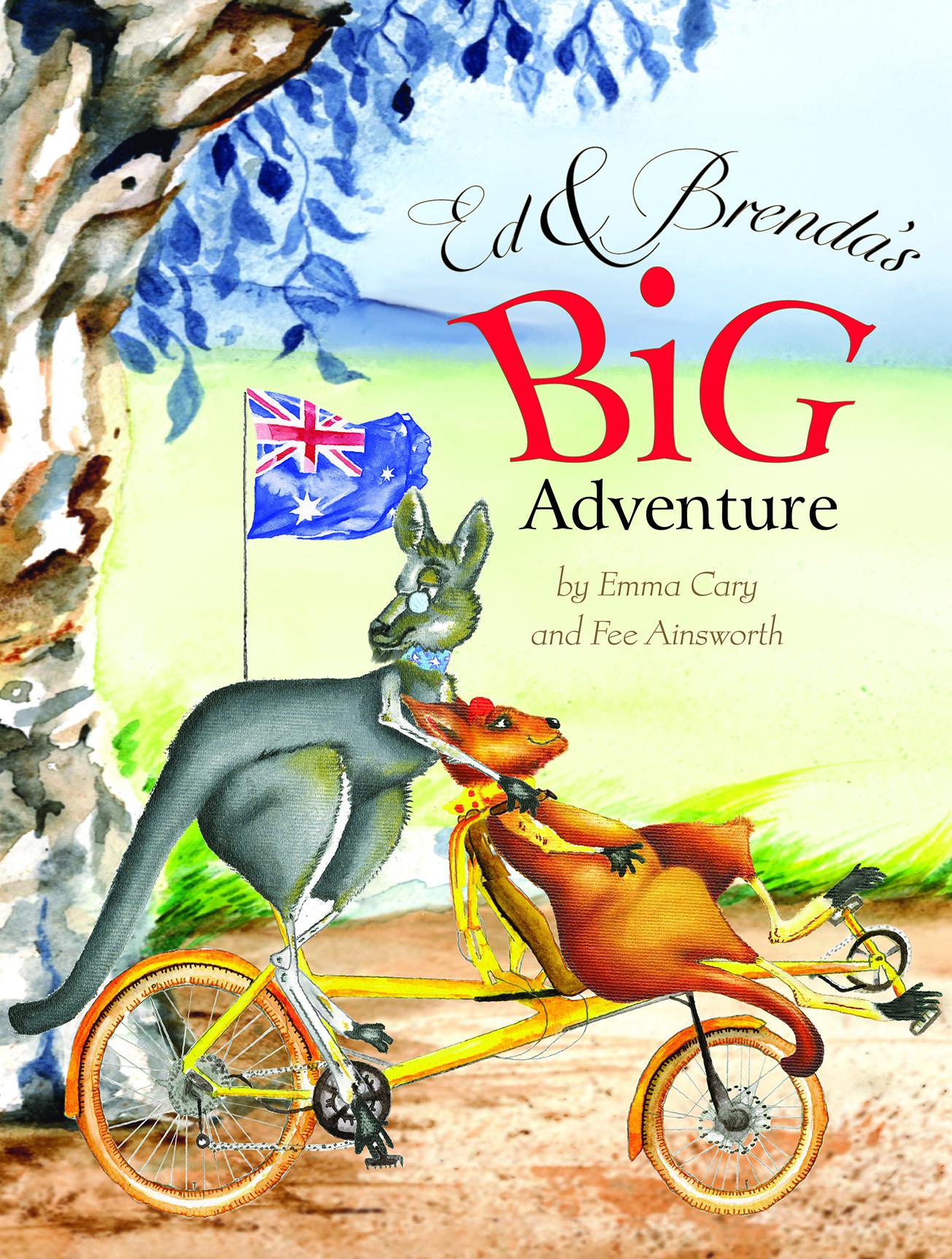 Ed & Brenda's BIG Adventure - COVER